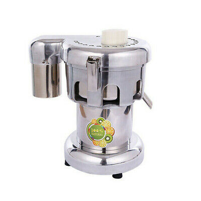 Automatic Commercial Electric Juicer Machine Juice Extractor 80-100kghr 220v
