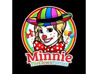 Children's Entertainers! Clowns Superheroes Mascots Princess Entertainers - Face Painting - Magician