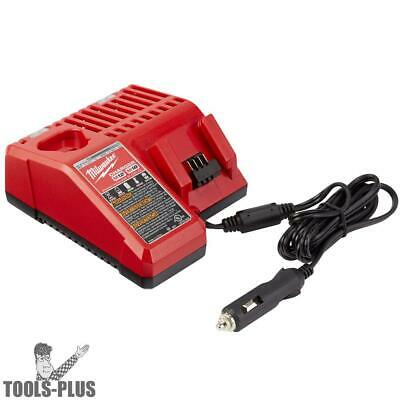 Milwaukee 48-59-1810 M18 M12 Vehicle Cordless Battery Charger New