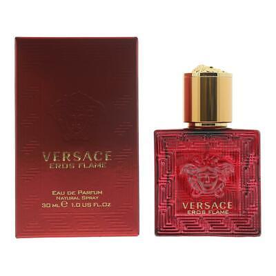 Versace Eros Flame Eau de Parfum 30ml Spray Men's - NEW. EDP - For Him