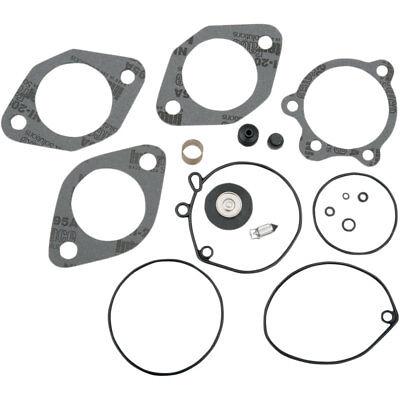 Drag Specialties Carburetor Rebuild Kit for Keihin Butterfly Carbs - Keihin Carburetor Kits