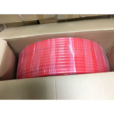 Red 12x 1000 Ft Pex Oxygen Barrier Tubing Pipe Radiant Nsf Free Shipping