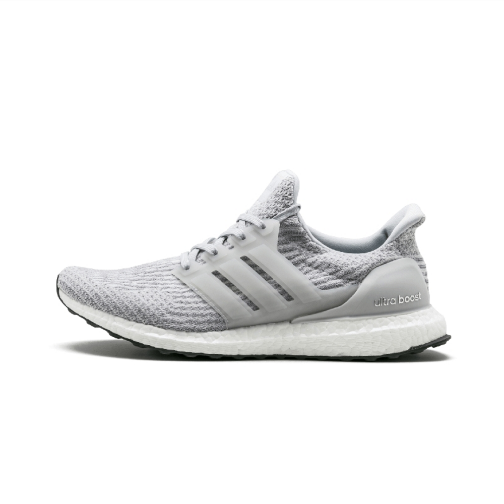 NEW Adidas UltraBOOST 3.0 Continental Clear Grey Men Running Shoes BB6059