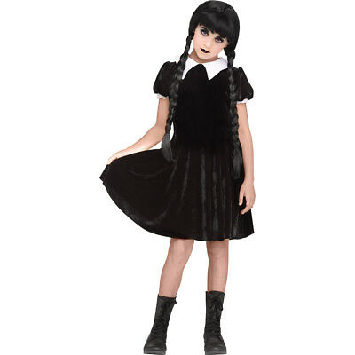 Gothic Girl - Wednesday Addams - The Addams Family Child