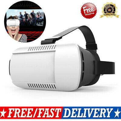 3D VR-Brille Virtual Reality VR-Videobrille Mit Stirnband FüR IPhone Samsun T5B8