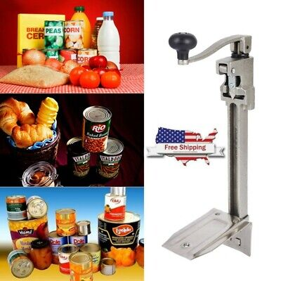 11 Large Heavy-duty Commercial Kitchen Restaurant Food Big Can Opener Table Hot