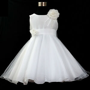 668-Church-Communion-Wedding-Flower-Girls-Party-Dress-SIZE-1-2-3-4-5-6-7-8-10-12