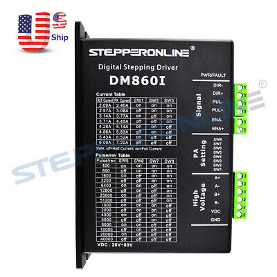 2 TOSHIBA TB6600HG Driver stepper motor controller PWM 4.5A 8-42V Channels