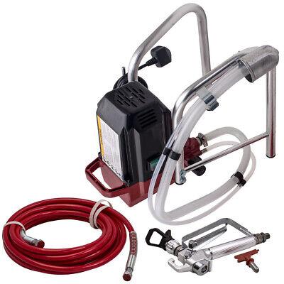 Pulverizador de Pintura Sin Aire Eléctrica 400w 1/2hp 2900psi WALL PAINT SPRAYER