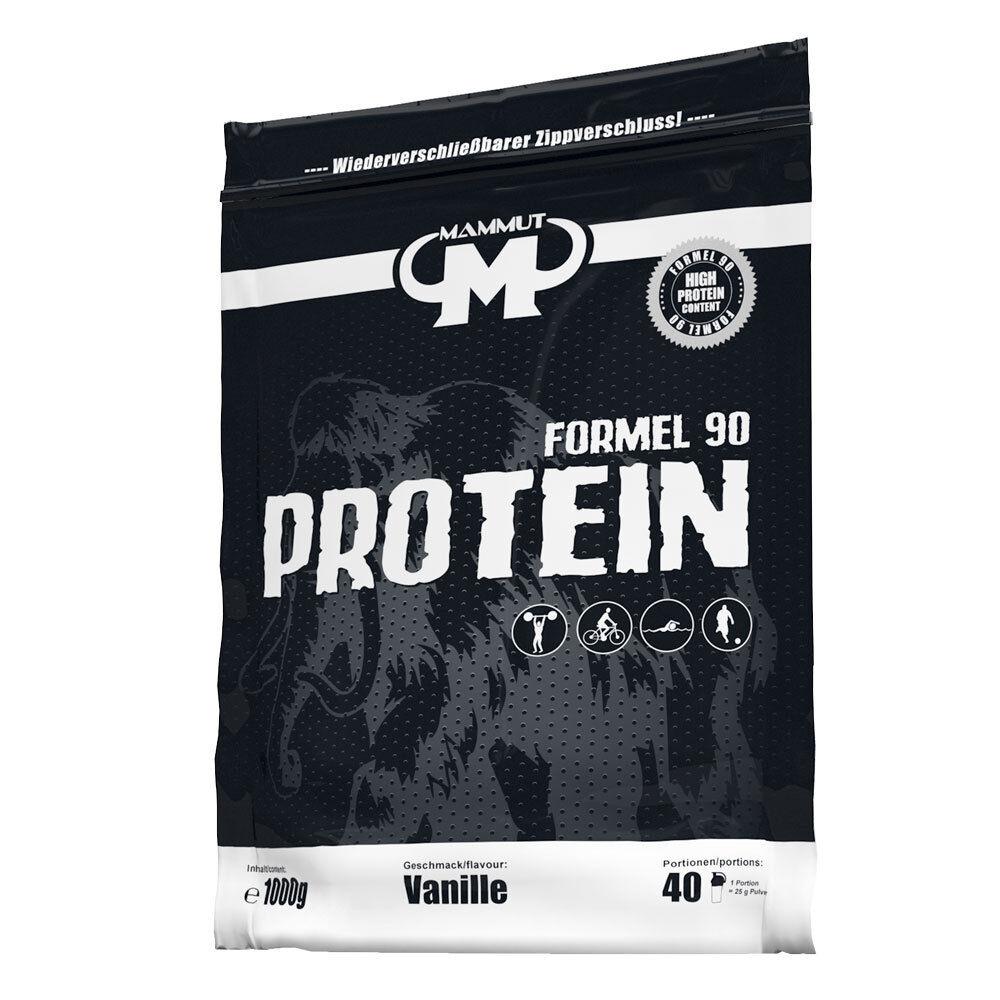 Mammut Formel 90 Protein Eiweißshake 4 Komponenten 1000 g / 1kg 1175