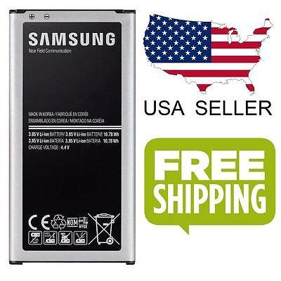 New Oem Samsung Eb Bg900bbz Bbc Bbe Bbu Battery For Galaxy S5 Any Carrier W  Nfc