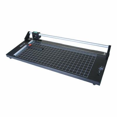 24 Inch Precision Rotary Paper Trimmer Portable Sharp Photo Paper Cutter Machine