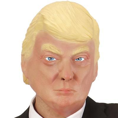 Maschera Donald Trump Presidente Stati Uniti *PS 08565