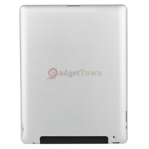 New Replacement Parts Back Door Housing Cover Case for iPad 2 2nd 3G+WIFI