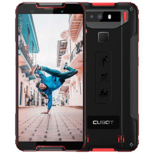 "5.5"" Cubot Quest IP68 4G Smartphone 4GB+64GB Octa Core Handy Android 9.0 4000mAh"