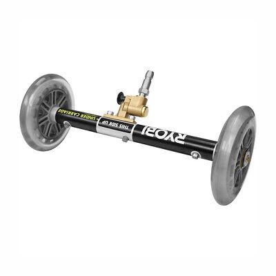 Gas Pressure Washer Accessories Under Car Wash Surface Cleaner Attachment Broom