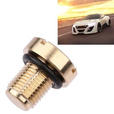 Coolant Expansion Tank Bleeder Screw Brass Most Models for BMW E36 E39 E46