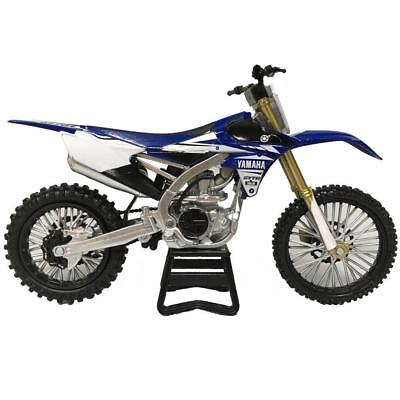 Used, New Ray 1:12 Yamaha YZ450F Motorcycle Diecast Model Dirt Bike Blue 57983 for sale  Monterey Park
