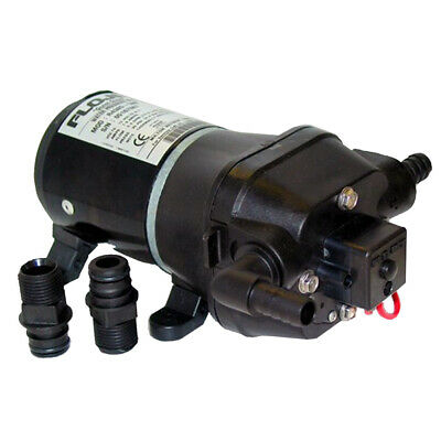 FloJet Quiet Quad Water System Pump - 115VAC