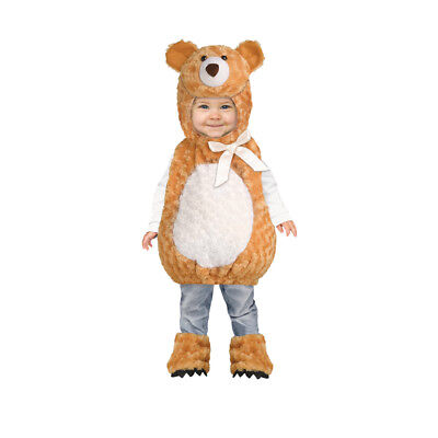 Toddler Teddy Bear Halloween Costume - Toddler Bear Costume