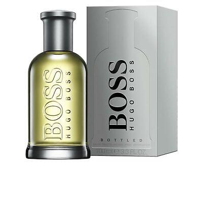 Parfum HUGO BOSS BOSS BOTTLED EAU DE TOILETTE 100ML Neuf et sous blister