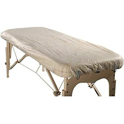 Master Massage Disposable Fitted Table Sheet Cover(Pack Of 10) For Health &amp