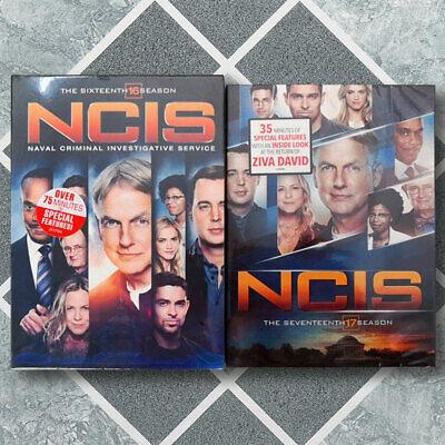 NCIS: Naval Criminal Investigative Service Season 16-17 (DVD 11-Disc) US Seller