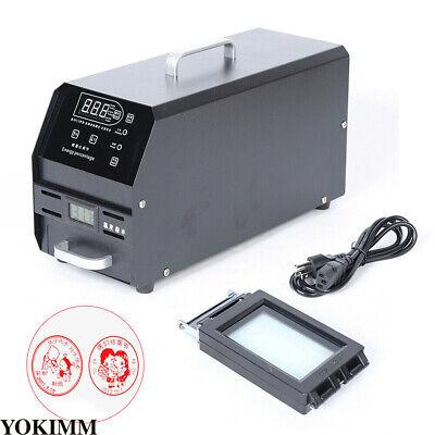 Digital Photosensitive Seal Flash Stamp Machine Selfinking Stamping Machine
