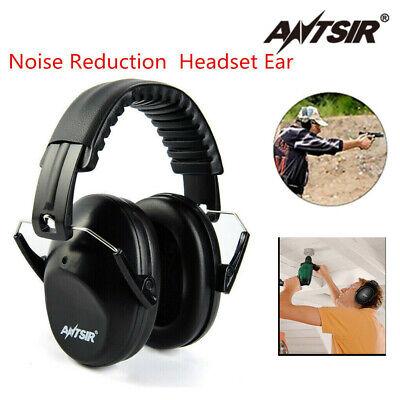 Foldable Earmuff Tactical Hunting Ear Plugs Soundproof Shooting Nrr 26db Us
