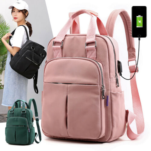 fashion women backpack for teenage girls female