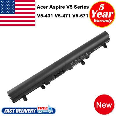 Battery for Acer Aspire V5-431 V5-471 V5-531P V5-551 V5-571 4ICR17/65 AL12A32 PC