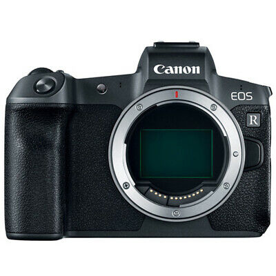 Canon EOS R Mirrorless Digital Camera - Body