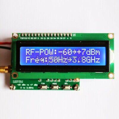 Hp368 50hz3.8ghz Digital Rf Power Meter -60 To 7dbm Rf Power Detector Tpys