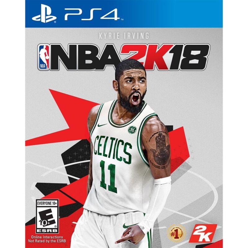 NBA 2K18 PlayStation 4 47907