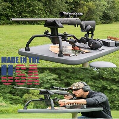 Shooting Rest Rifle Bench Hunting Precision Practice Gun Stinger Fingertip New