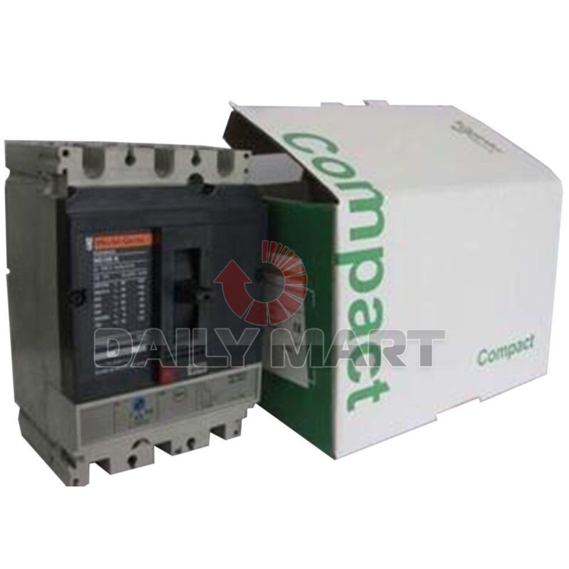 Schneider Electric NSE100E4015 Programmable Logic Molded Case Circuit Breakers