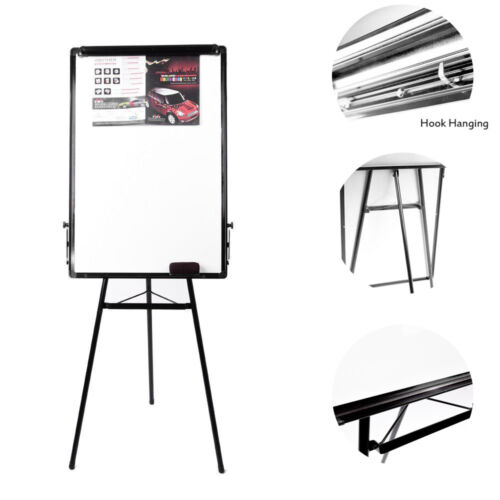 900x600mm whiteboard with stand flip chart easel magnetic. Black Bedroom Furniture Sets. Home Design Ideas
