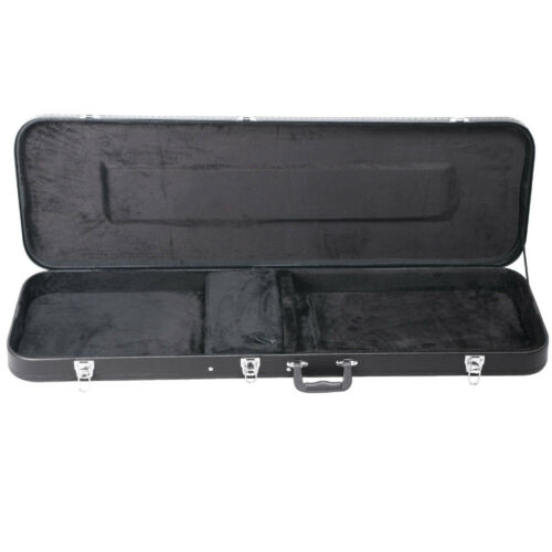 Купить Topeakmart CC-BHC - Bass Guitar Hard Case Fits Most Standard Electric Bass Guitars Hardshell Black