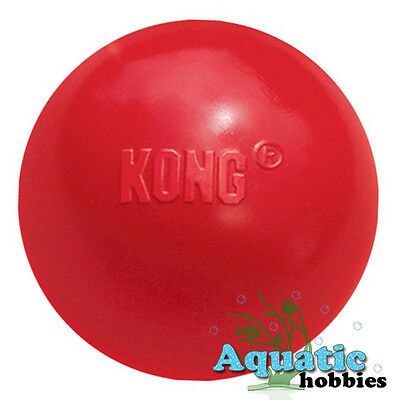 (Kong Classic Ball Rubber Extreme Bounce Fetch Toy for Dog Puppy Choose Size)