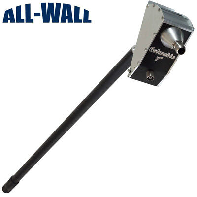 Columbia 7 Drywall Finishing Angle Box Corner Applicator Wfeatherweight Handle