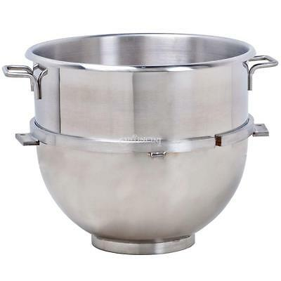 New 60 Quart Qt Stainless Steel Mixing Bowl For Hobart Mixers