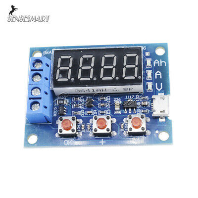 18650 Li-ion Lithium Lead-acid Battery Capacity Meter Discharge Tester HW-586