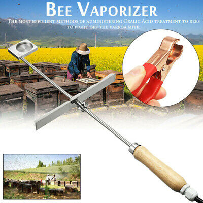 Bee Evaporator Hive Mites Treatment Varoa Tool Equipment Useful Durable