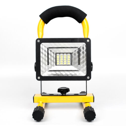 Outdoor Flood Light Does Not Work: IPX6 Portable 30W LED Flood Light Outdoor Rechargeable