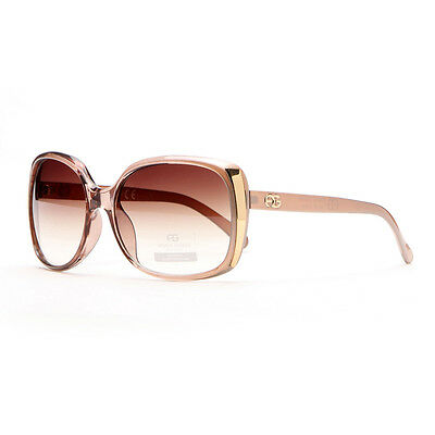 New Women's Classic Bold Square Frame Vintage Sunglasses Outdoor Travel Shades