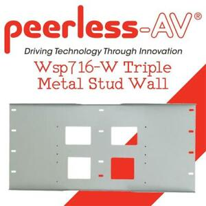 NEW  Wsp716-W Triple Metal Stud Wall Condition: New