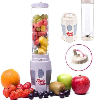 Frullatore Mixer Elettrico Shaker frutta frappe e cocktail Bicchiere estraibile
