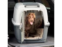 Dog crate carrier. NEW.