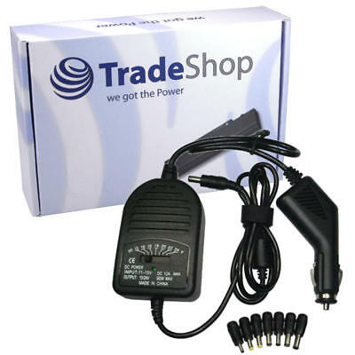 Compaq Laptop Kabel (Laptop KFZ Ladekabel Netzteil Adapter 19V/4,74A/3,42A f. Compaq Dell IBM Samsung)