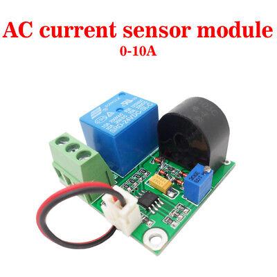 Ac 0-10a Current Sensor Module Switch Output Sensor Module